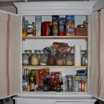 Pantry Before.