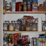 Upper Pantry Before.