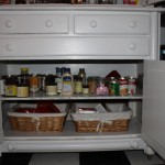 Lower Pantry Before.