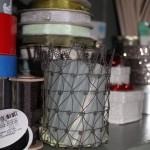Wireware to hold glue sticks in my craft closet.