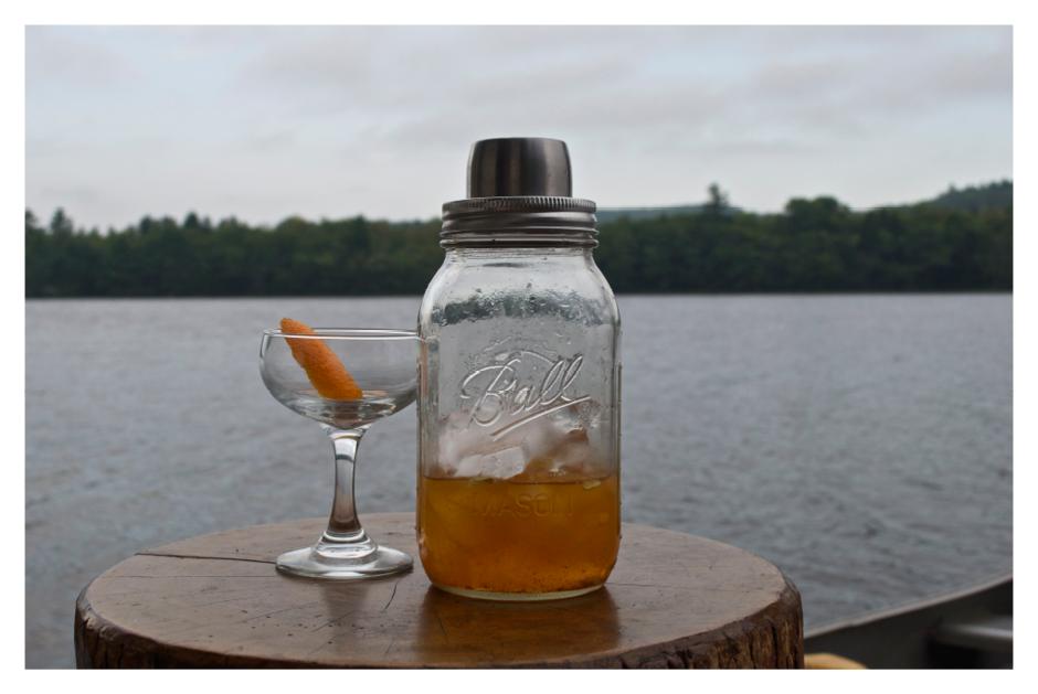 Mason Cocktail Shaker.