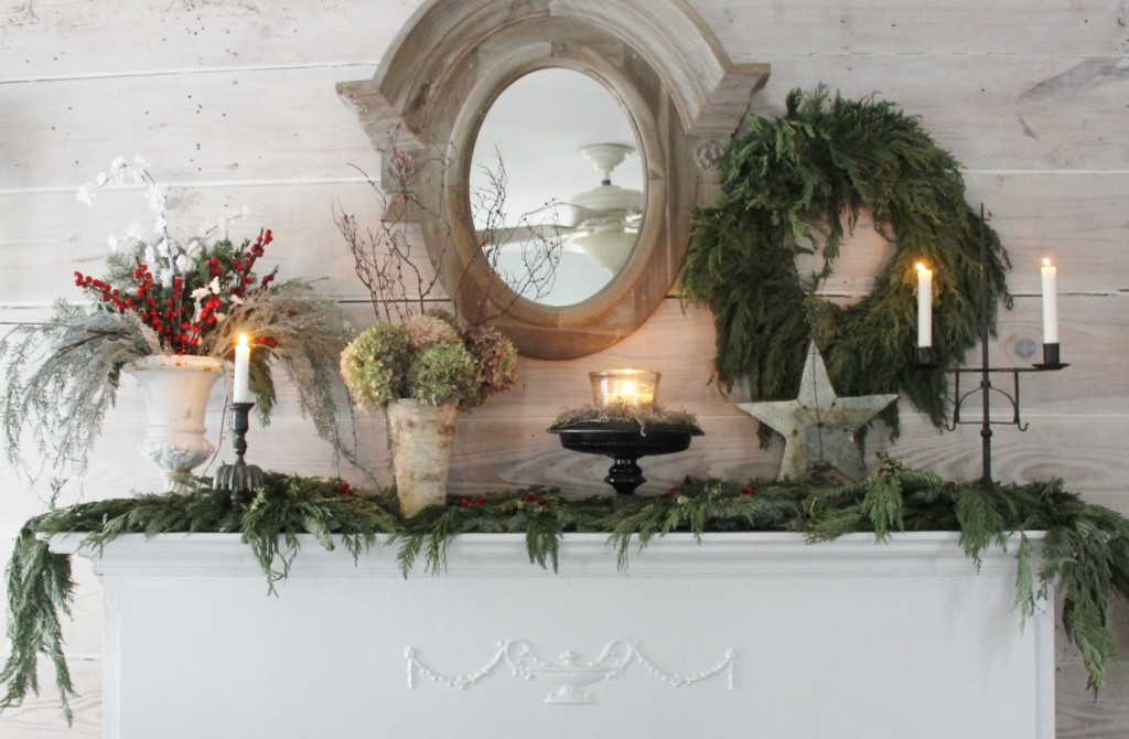 The Christmas Mantle