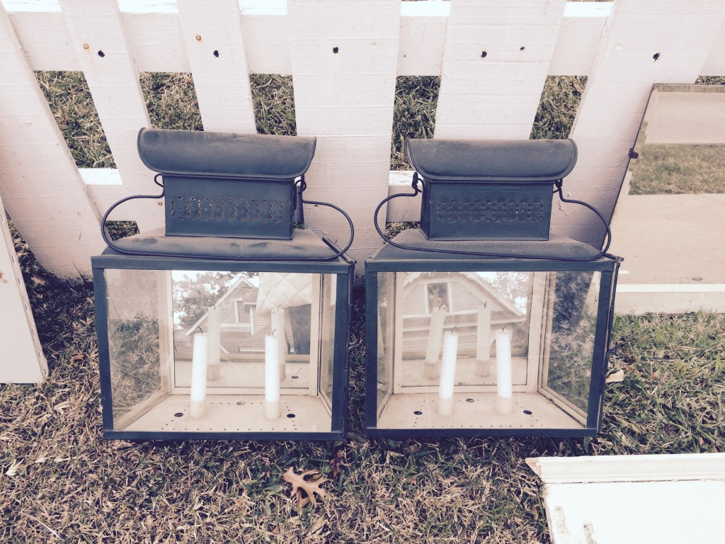 Some great lanterns headed for a good home.